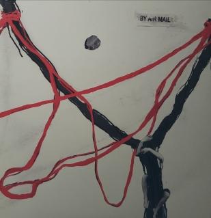 """Split 7"""" w/ Mika Vember, 2007"""